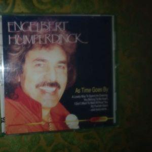 CD-ENGELBERT HUMBERDINCK-AS TIME GOES BY