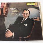 Vinyl record 45 - Horowitz, Chopin