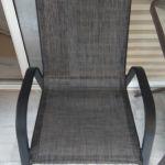 Τραπέζι βεράντας με 2 καρέκλες