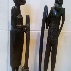 Διακοσμητικά αγαλματίδια ( 2 )
