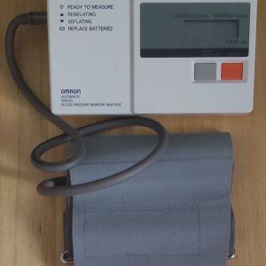 Πωλείται Omron Ηλεκτρονικό Πιεσόμετρο Μπράτσου (HEM-703-C)