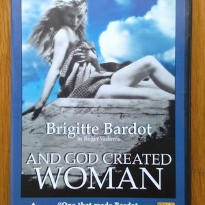 And God created woman dvd