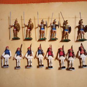 Στρατιωτάκια Αθηνά