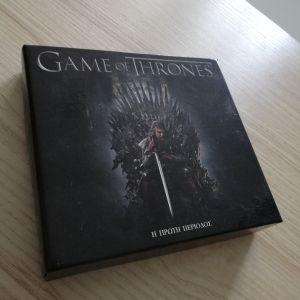 1ος κύκλος dvd game of thrones