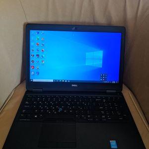"""Dell Latitude E 5550,15.6"""",i5 5200U,16GB Ram, 250GΒ SSD, HDMI, WebCam, Full HD, Win.10Pro."""