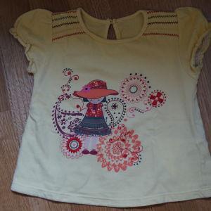 mothercare μπλουζακι για 12-18μηνων