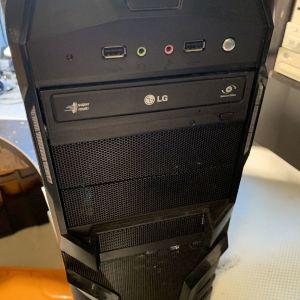 Intel core 2duo E6850 desktop 4gb ram 80 gb HDD