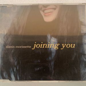 Alanis Morissette - Joining you made in Germany 2-trk promo cd single