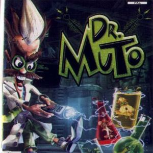 DR MUTO - PS2
