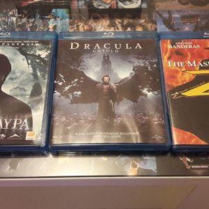 4 ταινίες Blu-ray
