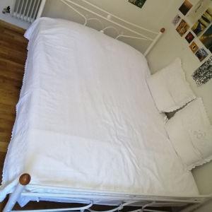 Διπλό κρεβάτι + στρώμα