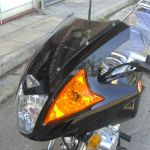 Euromotors JLR 125 '18 BLACK EDITION   Επιτρέπεται η οδήγηση μοτο με δίπλωμα αυτοκινήτου για οδηγούς άνω 27 ετών