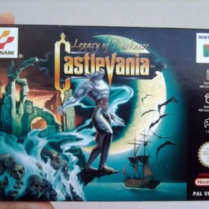 Castlevania : Legacy Of Darkness [Nintendo 64]