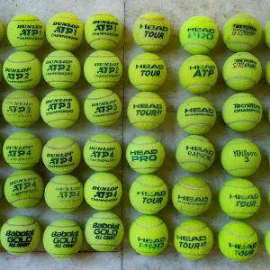 Μπαλακια tennis (used)