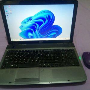 Laptop, i5, 8Gb. Με στημένα Windows 11!!   SSD Samsung Evo,  Ati Radeon 1Gb, Hdmi, Webcam και δώρο Microsoft wireless mouse