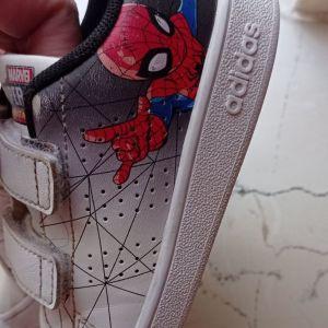 Adidas superhero spiderman