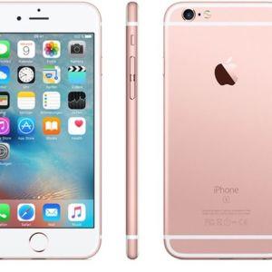 Apple smartphone 6s 16gb - rose gold