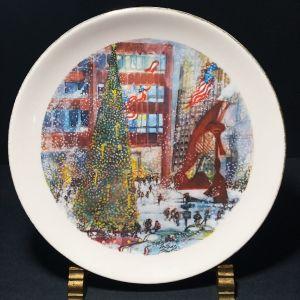 Πιάτο συλλεκτικό (Christmas edition 1915)