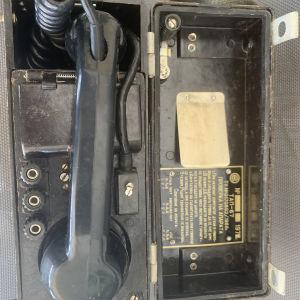 Τηλέφωνο του Στρατού φορητό
