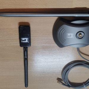 USB Stick WiFi LevelOne with external antenna