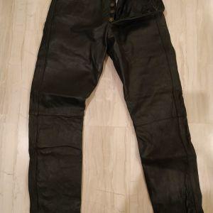 Δερμάτινο Vintage Παντελόνι - Camanchi Leathers London