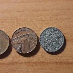Συλλογή Νομισμάτων Μεγάλης Βρετανίας