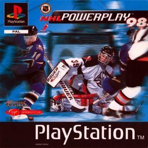 NHL POWERPLAY 98 - PS1
