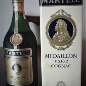 MARTELL MEDAILLON V.S.O.P. COGNAC -1970-70cl