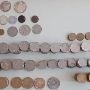 Συλλογή 471 Ελληνικά Νομίσματα 1926-2000