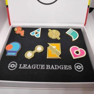 Κασετινα Pokemon Hoenn League Badges