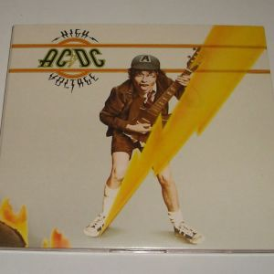 AC/DC - High Voltage (CD)