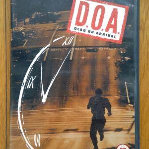 D.O.A. dvd