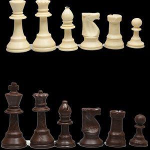 Σκακιέρα και κομμάτια