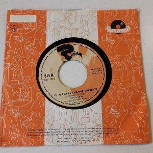 Vinyl record 45 - Ricardo