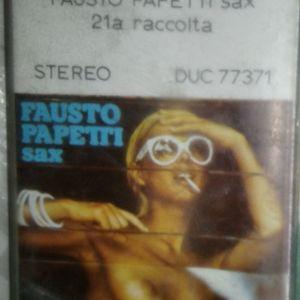 FAUSTO PAPETTI-21A RACOLTA-ΚΑΣΣΕΤΑ