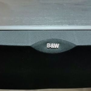 B&W CC6 120W, κεντρικό ηχείο
