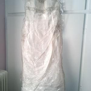 Νυφικό φόρεμα, ολομεταξο του οίκου Constantinos