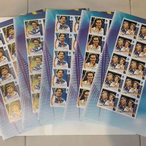 Αθήνα 2004 - Ελληνικά συλλεκτικά γραμματόσημα