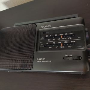 SONY ICF 790 RADIO.