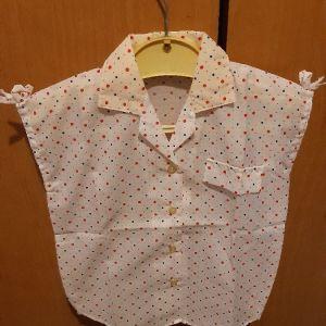 πουκαμισακι παιδικο για κοριτσι 5 χρονων καινουργιο
