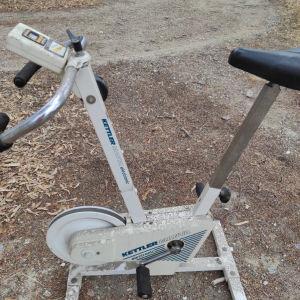 στατικό ποδήλατο