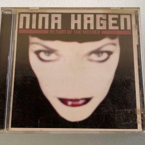 Nina Hagen - Return of the mother cd album