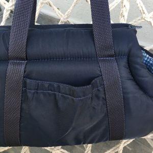 Τσάντα μεταφοράς για μικρόσωμα ζώα