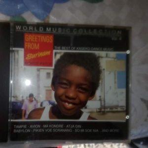 CD MOKSIE PATOE-GREETINGS FROM SURINAM
