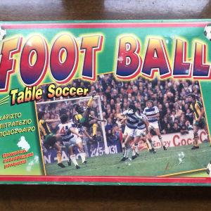 Επιτραπέζιο football table soccer δεκαετία του 90