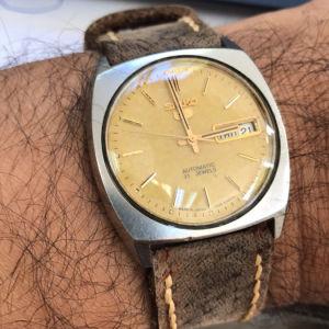 Ανδρικό vintage ρολόι Seiko 5