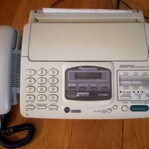 Fax τηλέφωνο Panasonic