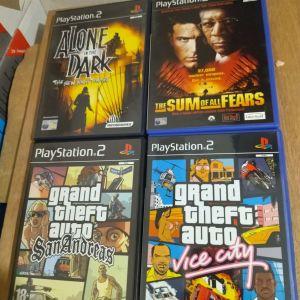Games ps2