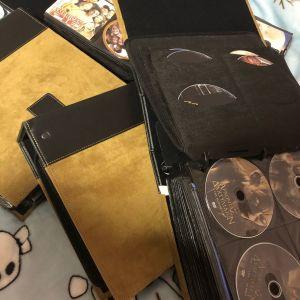 Album case logic Με dvds - 6 τεμάχια