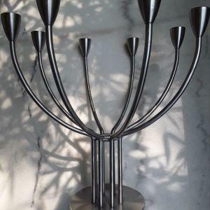 Vintage IKEA STOCKHOLM Candle Holder Design K Hagberg/M Higberg 8 Candles